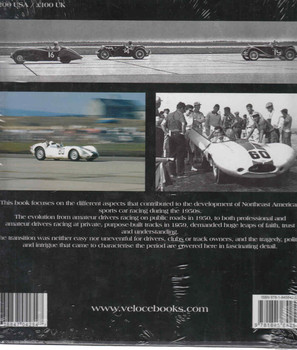Northeast American Sports Car Races 1950 - 1959