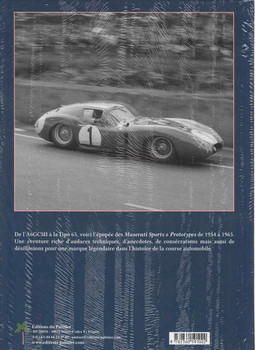 Maserati Sports & Prototypes 1954 - 1965