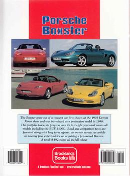 Porsche Boxster Ultimate Portfolio 1996 - 2004
