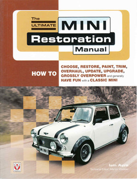 The Ultimate Mini Restoration Manual (9781845841164)  - front