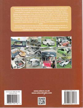 The Ultimate Mini Restoration Manual (9781845841164)  - back