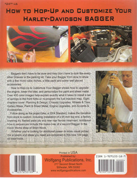 How To Hop-Up And Customize Your Harley-Davidson Bagger (9781929133185)
