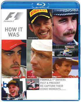 Formula 1: How it Was Blu-ray