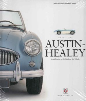 Austin-Healey: A celebration of the fabulous 'Big Healey' - Veloce Classic Reprint Series (9781845848552)