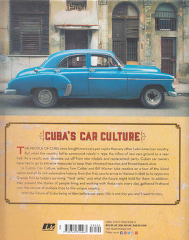 Cuba's Car Culture: Celebrating The Island's Automotive Love Affair (9780760350263) - back