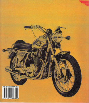 BSA Twins & Triples : The Postwar A7/A10, A50/65 and Rocket III (Mercian Reprint) (9781903088364) - back