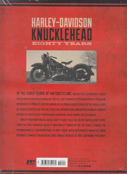 Harley-Davidson Knucklehead Eighty Years