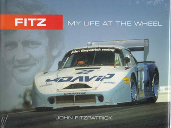 FITZ My Life At The Wheel (John Fitzpatrick) (9780692725436)