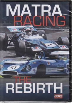 Matra Racing - The Rebirth DVD