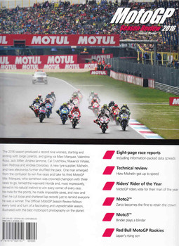 MotoGP Season Review 2016 NUMBER 13 (9781910505151)