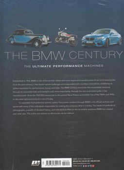 The BMW Century The Ultimate Performance Machines