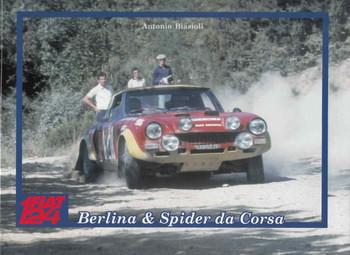 Fiat 124 Berlina & Spider da Corsa (Antonio Biasioli) (9788888939377)