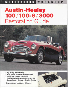 Austin-Healey 100 / 100-6 / 3000 Restoration Guide (9780760306734)
