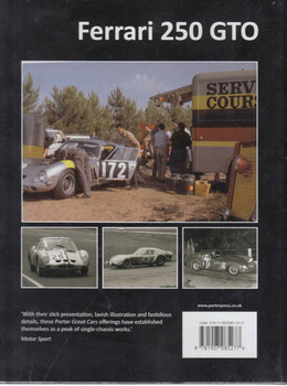 Ferrari 250 GTO: The Autobiography of 4153 GT (Great Cars No 7) (9781907085277)