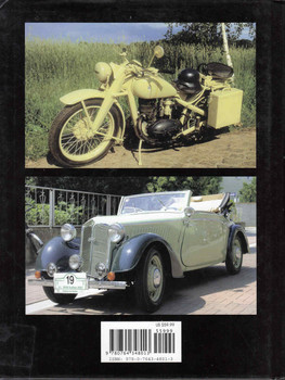 DKW: The Complete History Of A World Marque (9780764348013) - back