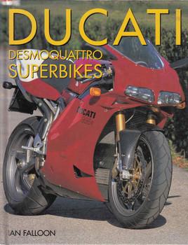 Ducati Desmoquattro Superbikes (9780760310939)