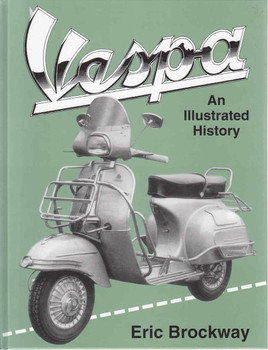 Vespa: An Ilustrated History (9781859604434)
