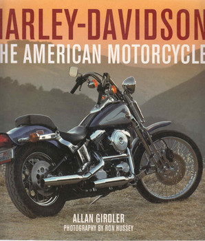 Harley-Davidson: The American Motorcycle (Paperback Edition) (9780760316511)