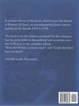 British Leyland: Chronicle Of A Car Crash 1968 - 1978 (9781477560679) - back