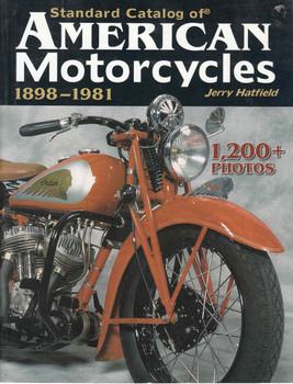 Standard Catalog Of American Motorcycles 1898 - 1981 (9780873499491)