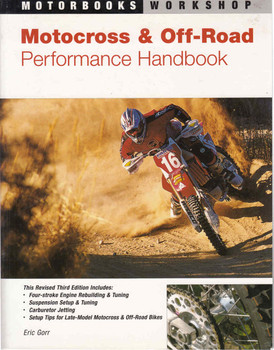 Motocross & Off-Road Performance Handbook (Third Edition) (9780760319758)