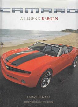Camaro: A Legend Reborn (9780760328194)