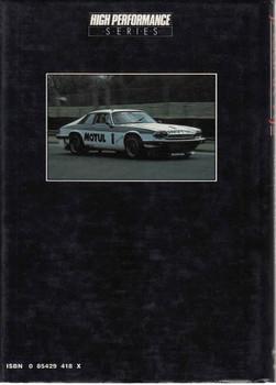 Jaguar XJS - Rivers Fletcher (9780854294183) - back