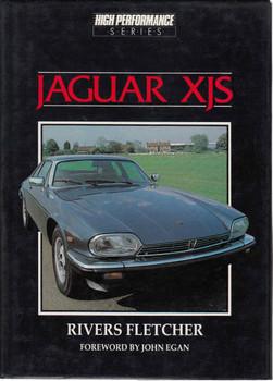 Jaguar XJS - Rivers Fletcher (9780854294183)