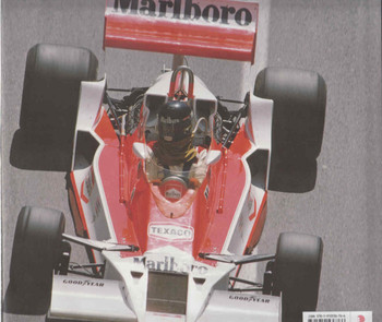 James Hunt - McLaren (9781910536766) - back