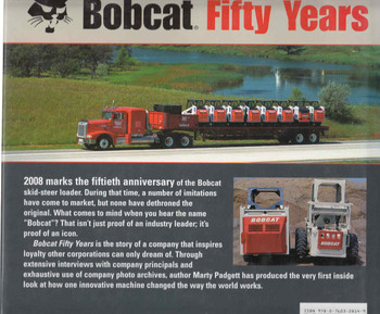 Bobcat: Fifty Years (9780760328149) back