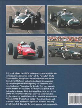 Formula 1 Car By Car 1960 - 69 (9781910505182) - bnack