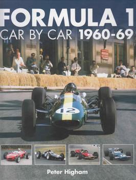 Formula 1 Car By Car 1960 - 69 (9781910505182)