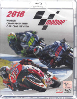 MotoGP 2016 World Championship Review Bluray (5017559128586)