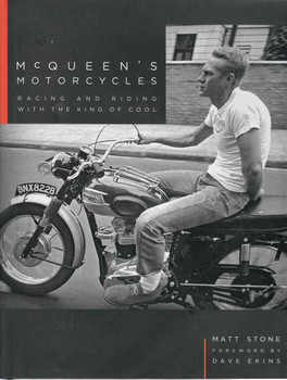 McQueen's Motorcycles: Racing And Riding With The King Of Cool (9780760351758)