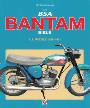 The BSA Bantam Bible (Paperback Edition) (9781845849962)