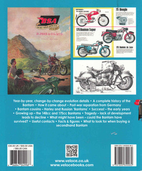 The BSA Bantam Bible (Paperback Edition) (9781845849962) - back
