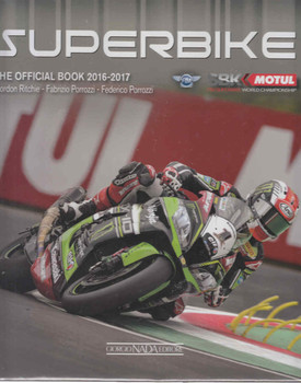 Superbike The Official Book 2016 - 2017 (9788879116589)