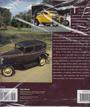 Deuce: 75 Years Of The '32 Ford (9781932494136) - back