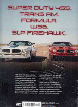 Pontiac Firebird : 50 Years (9780760350423)  - back