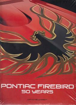 Pontiac Firebird : 50 Years (9780760350423)