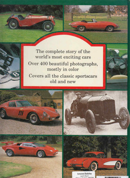 The Sportscar Album (Chris Horton and J G Newbery) (9781858410166) - back
