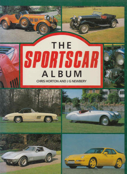 The Sportscar Album (Chris Horton and J G Newbery) (9781858410166)