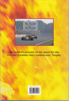 The Mechanic's Tale: Life In The Pit Lanes Of Formula One (9780297824916) - back