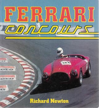 Ferrari Concours - Osprey Auto Colour Series (9780850459654)