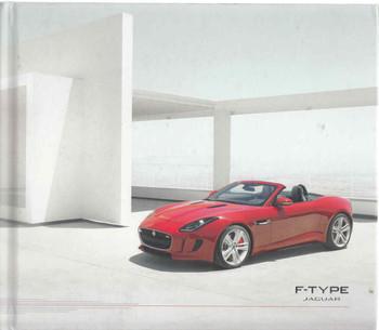 Jaguar F-Type (Official Brochure) (FTYPE)
