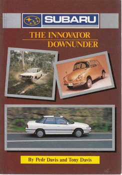 Subaru: The Innovator Down Under (9780947079277)