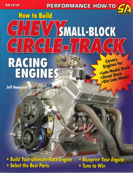How To Build Chevy Small-Block Circle Track Racing Engines (Reprint) (9781613250099)