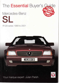 Mercedes-Benz SL R129-Series 1989 to 2001: The Essential Buyer's Guide (9781845848989)
