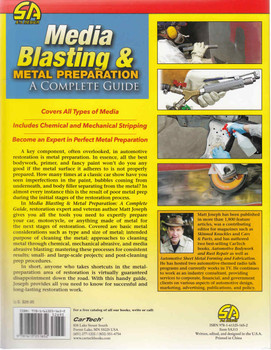 Media Blasting & Metal Preparation: A Complete Guide (9781613251652)