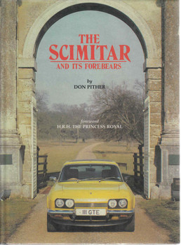 The Scimitar And Its Forebears (Mercian Reprint) (9780953072149)